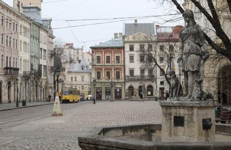 У Львові за місяць чисельність госпіталізованих «ковідних» пацієнтів зросла у понад 3 рази