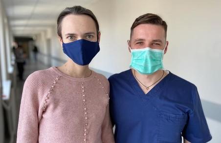 У львівській лікарні швидкої медичної допомоги провели унікальну операцію, щоб зберегти життя пацієнтці