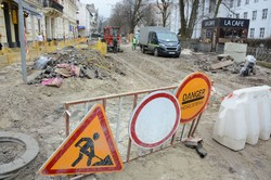 У Львові завтра закривають для проїзду вулиці Шімзерів