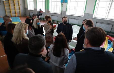 Жах та кругова порука: Павло Сушко проінспектував центр соціальної підтримки на Прикарпатті