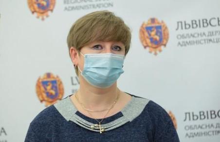 На Львівщині виявлено новий штам коронавірусу