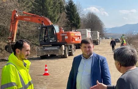 На Львівщині проведуть капремонт ділянки автодороги Турка – Східниця