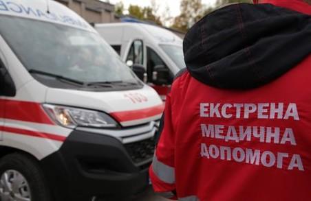 На Львівщині додалося 50 нових спецавтомобілів медичної допомоги