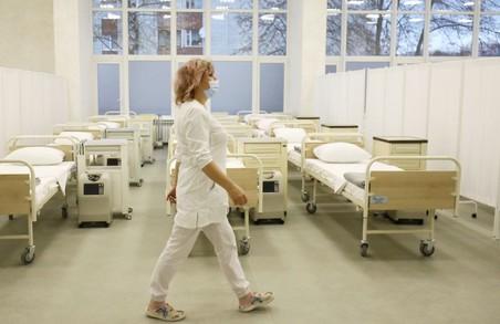 У Львові планують мати до 3 тисяч ліжок для «ковідних» пацієнтів