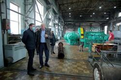 Губернатор Львівщини відвідав Львівський хімічний завод (ФОТО)