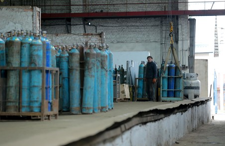 В Україні «Запоріжсталь» почала виготовляти медичний кисень