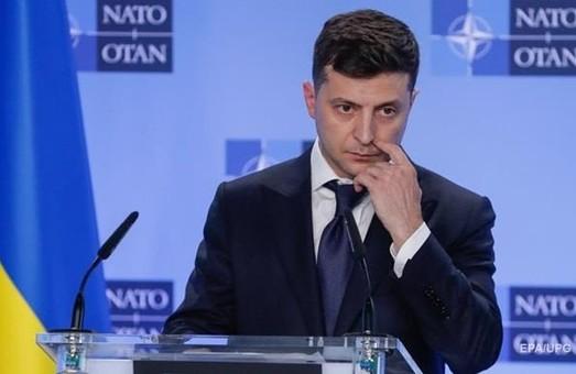 Зеленський очікує на те, що Україна отримає План дій щодо членства в НАТО