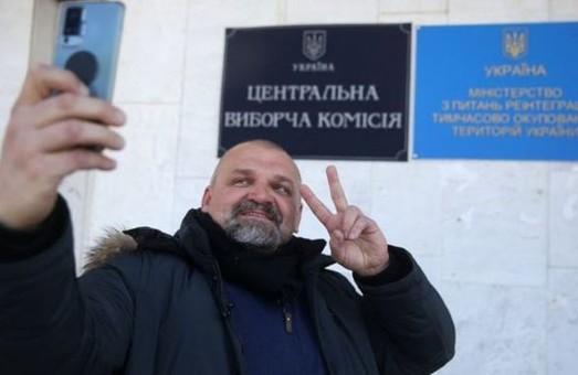 ЦВК визнала вибори у 87-му окрузі на Прикарпатті такими, що відбулися