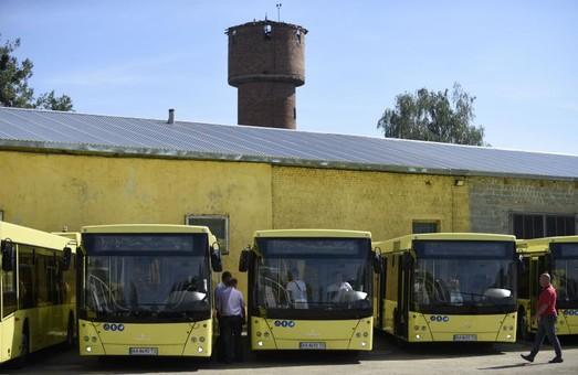 У Садового вирішили скасувати міжнародний тендер із закупівлі 100 нових автобусів для Львова