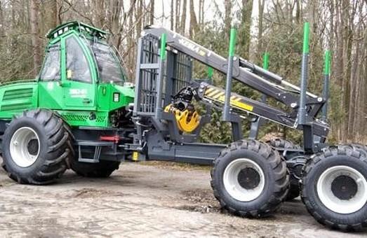У Бродівському лісництві на Львівщині закупили нову техніку