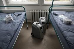 У Львові у 8-ій міській лікарні відкрили додаткове COVID-відділення на 38 ліжок