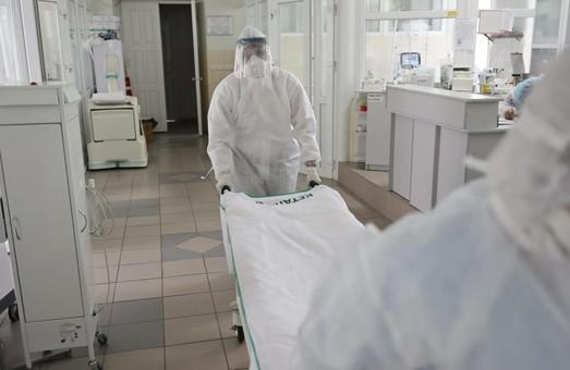 У Львові різко зросла кількість поховань – це наслідки епідемії COVID-19