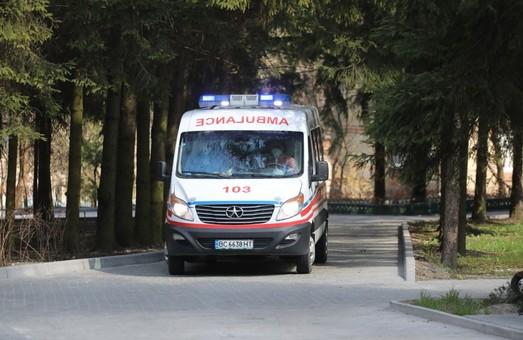 На Львівщині у середу 7 квітня виявили 1255 нових випадків COVID-19