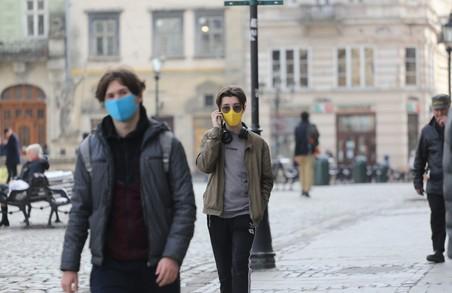 Жорсткий карантин у Львові продовжили іще на тиждень