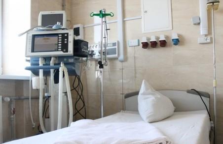 У Харківській області для «ковідних» пацієнтів залишилося менше 30 ліжок із киснем
