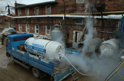 Для кисневої підтримки ковідних хворих в Україні дозволили використовувати технічний кисень