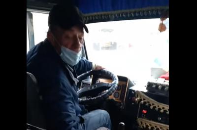 На Львівщині водій вигнав дитину з маршрутки