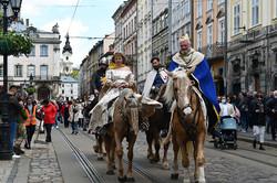 Львів відзначає День міста (ФОТО)
