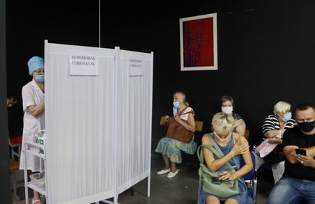 У Брюховичах запрацює новий центр вакцинації